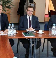 Kolejne spotkanie samorządowego partnerstwa