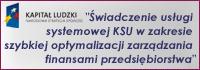 Świadczenie usługi systemowej KSU
